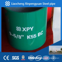 China best supplier API 5CT/5L ASMT A106 GR.B seamless steel casing IN CHINA