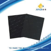 Pano de limpeza com pontos de silicone antiderrapantes