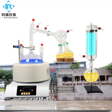 Distillation à court trajet 20L