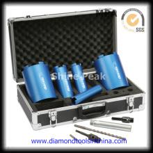 Diamantbohrkronen Segment Core