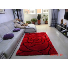 3D Stretch Yarn Living Room Carpet