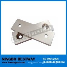 N48 Useful Hole Irregular Shape Magnet