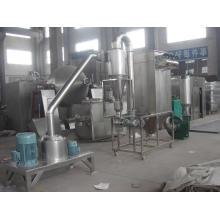 Máquina de secagem instantânea de rotação química para óxido de ferro