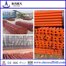 Bauunterstützung Hochleistungsverstellbarer Stahlstütze