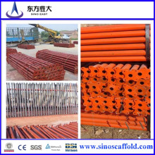 Soporte de construcción Apoyo de acero ajustable para servicio pesado