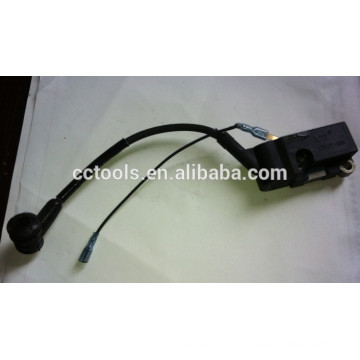 Good-quality chain saw ignition coil 1E45F chain saw spare parts