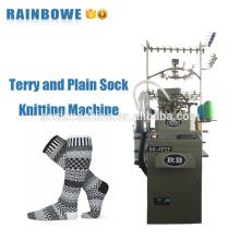 3,75 Zoll Strumpfwaren Rundstrickjacquard Socken Strickmaschine Deutschland für die Herstellung von Socken