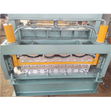 Color Steel Automatic Roof Panel Roll Forming Machine