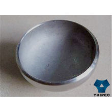 Ss Pipe Fitting Cap on Gas and Oil Industry