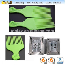 2015 new style,fashion decoration,plastic comb injection molding