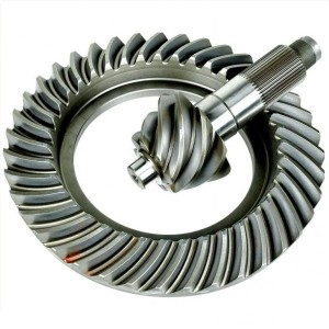 Crown Bevel Gear and Pinion Shaft for Transmission