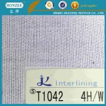 Сплетенная плавкая крышка Interlining 1042