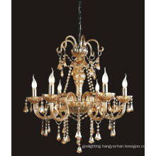 Modern Decorative Good Quality Amber Chandelier (W7001-6)