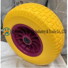 16X6.50-8 Tubeless PU-Schaum-Reifen für Rasenmäher