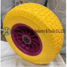 16X6.50-8 Tubeless PU Foam Tyres for Lawn Mower