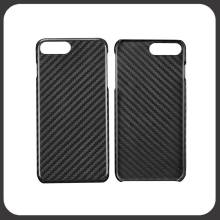 Carbon fiber phone cover