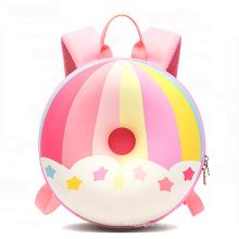 2020 New Design EVA 3D Kids Mini Backpack Donut Cartoon Children School Back Pack