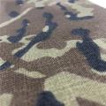Nylon Military Camouflage Oxford Flame retardant fabric