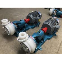 Pompe centrifuge fluoroplastique FSB résistante à la corrosion