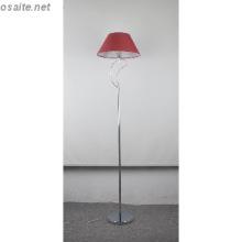 with shade modern arc floor lamp