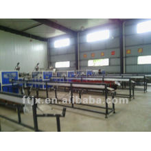 ft110 high capacity WPC PROFILE Production Line