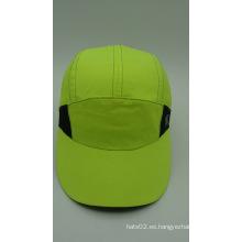 Casquillo personalizado del visera Casquillos de golf del surtidor de los deportes al por mayor (ACEK0049)