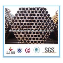 ASTM a335 p1 p2 p5 p9 p11 p12 p21 p22 p91 p92 matérielle sans soudure en acier allié tuyau