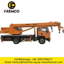 Truck Crane Price Telescopic Crane For Sale