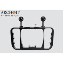 Archon Z08 Gopro Camera Lamp Arm для подводного плавания Фонарик