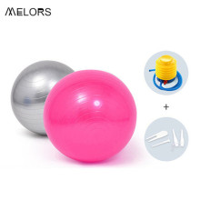 65cm Ball Pilates PVC yoga Ball Training and Physical Therapy Balance Stability