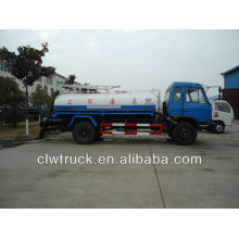 Dongfeng 145 fecal truck,8000L fecal suction truck