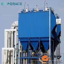 Sistema de recogida de polvo del horno de fundición de metales Filtro de bolsas del sistema (PJD 580)