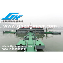 Defferent Type of Floating Crane