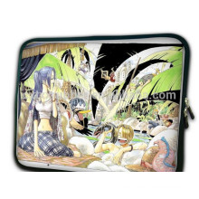 cartoon printed laptop case, neoprene laptop sleeve 11.6