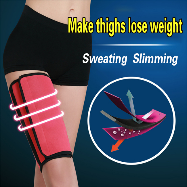 sweating thigh brace