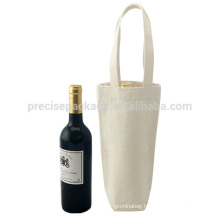 Cheap Eco friendly cotton wine bottle bags for beer