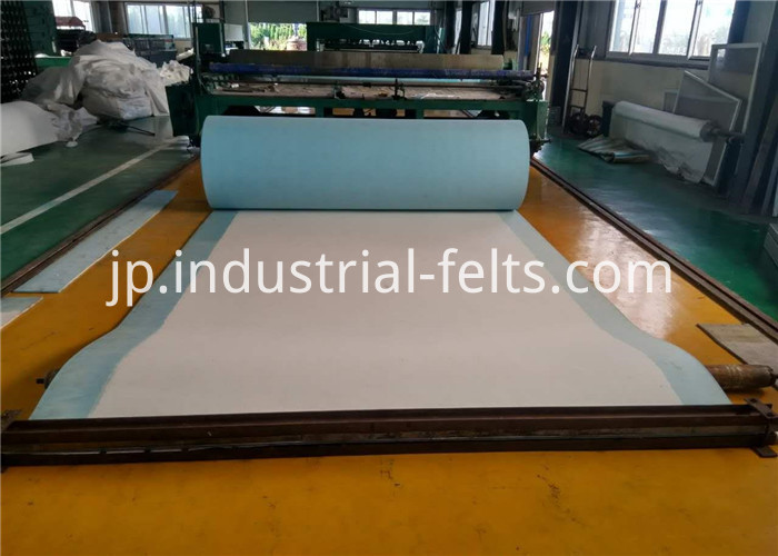 Needle Corrugated Conveyor Belt