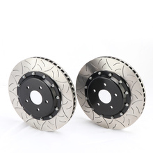 Good brake dragon disc 355*32mm for BMW/Benz/Audi