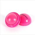 contenedor de bola de bálsamo labial de forma redonda colorido