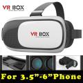 Vidrios de la alta calidad 3D Vr, 3.5-6.0 pulgadas Conveniente