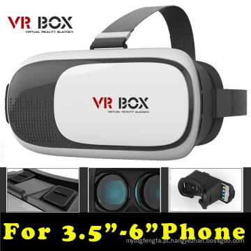Alta Qualidade 3D Vr Óculos, 3,5-6,0 polegadas Adequado