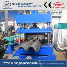 Fully Auto Highway Guard Rail Roll Forming Machine