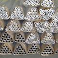 En gros décoratif en aluminium extrudé Tube