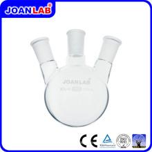 Джоан 3-шея круглая фляга бутылка со стандартным соединением для химической лаборатории поставки