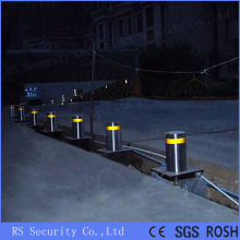 Hydraulic Retractable Bollards Private Car Parking Barriers
