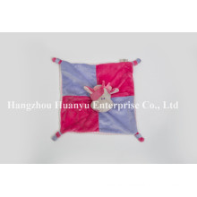 Factory Supplied New Designed Stuffed Plush Handkerchief