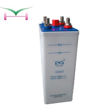 48v 110v 600ah niedrige Entladerate nicd Batterie