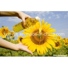 Sonnenblumenöl unraffiniert (nicht raffiniert) mit hoher Qualität