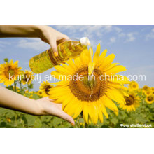 Sunflower Oil Unrefined (is not refined) with High Quality