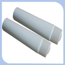Cosmetic Tube with Disc Cap